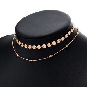 Urban Outfitters Jewelry - Layered Minimalist Necklace